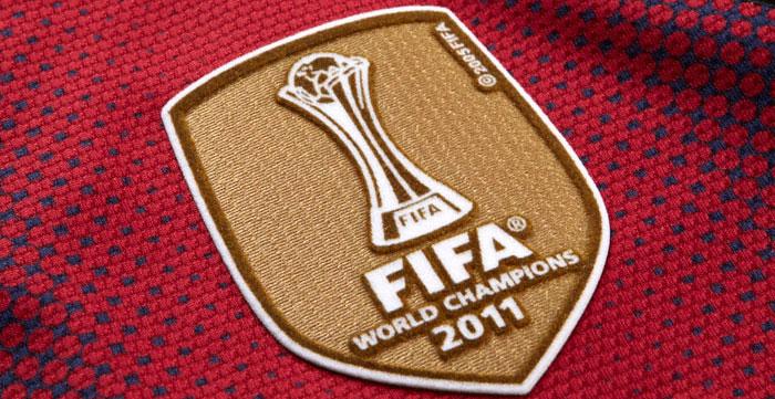 World Club Champions 2011 badge