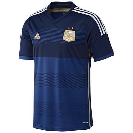 Argentina away jersey 2014