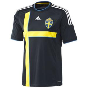 Sweden away jersey 2014/16