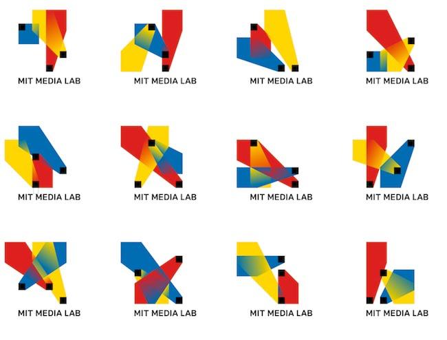 MIT Media Lab design shapes