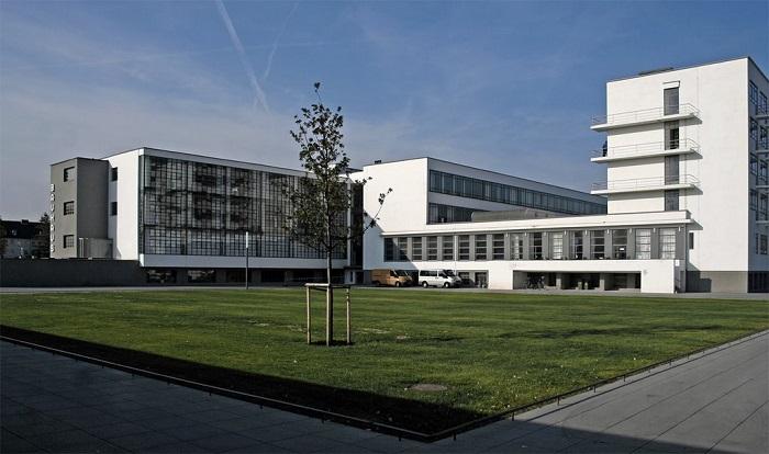 Bauhaus building Dessau