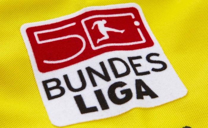 Bundesliga sleeve badge 50 years