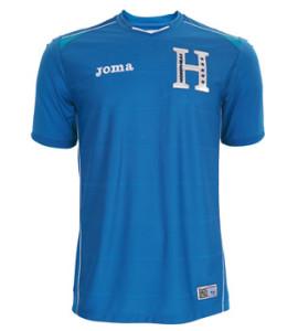 Honduras away jersey