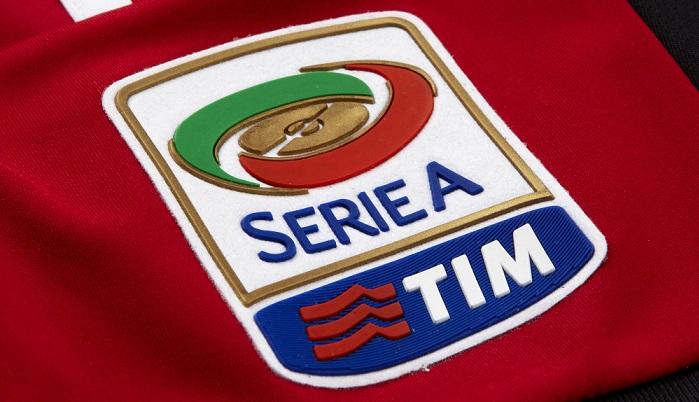 Lega Calcio sleeve badge Serie A