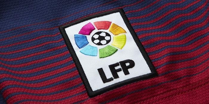 LFP league badge for the Spanish La Liga