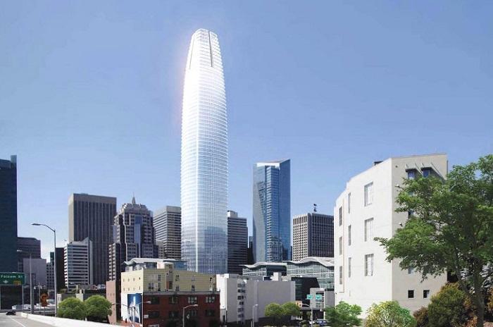 Cesar Pelli Transbay Tower SF