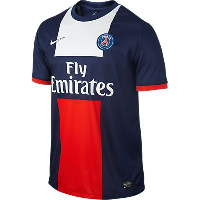 Paris SG home jersey 2014