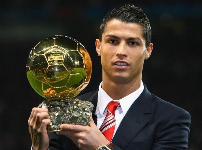 Ronaldo Ballon d'Or 2013