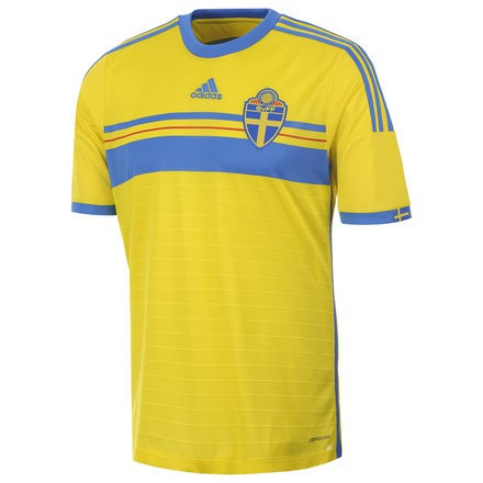 Sweden home jersey 2014 Zlatan