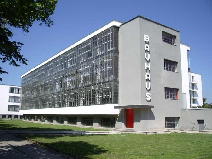 The original Bauhaus building