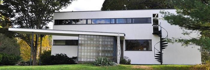 Walter Gropius house Bauhaus
