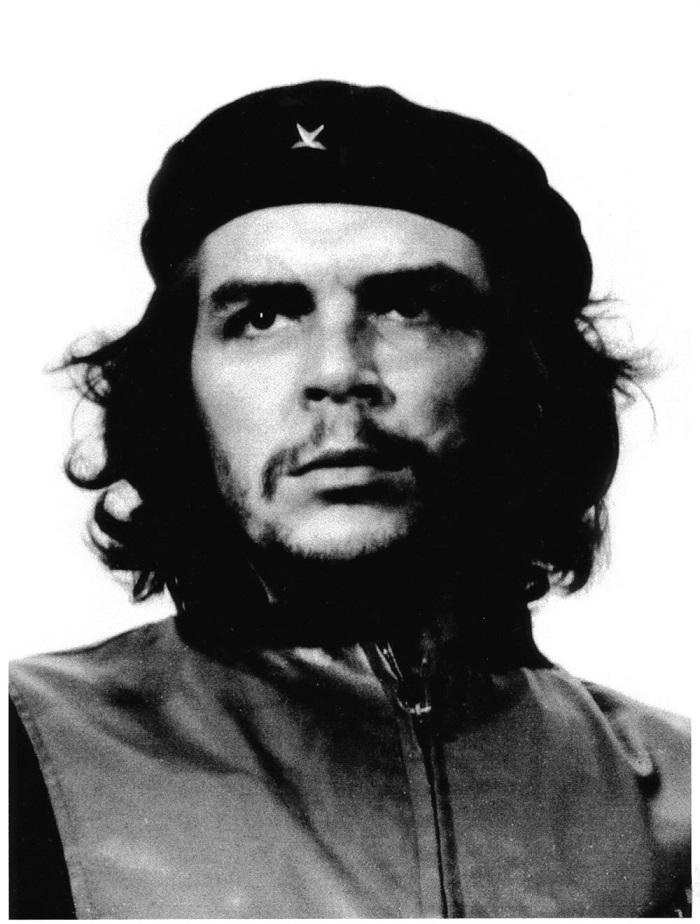 Che Guevara portrait photo