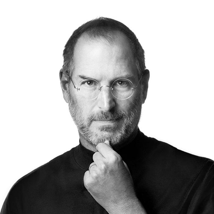 Steve Jobs portrait photo