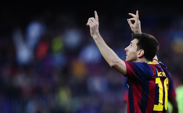 Messi Dios and the two of them