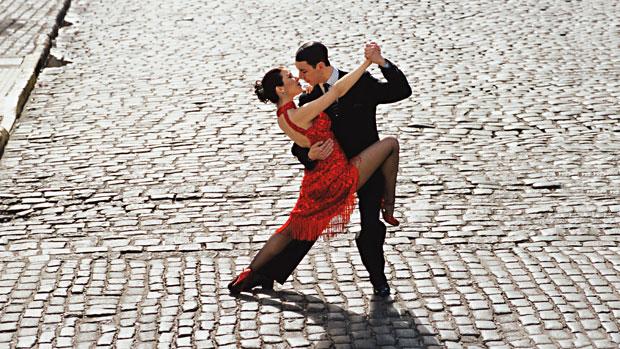 San Telmo Buenos Aires Argentinian tango
