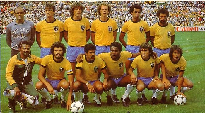Brasil selecao 1982