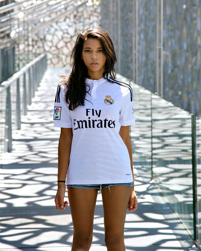 Real Madrid home jersey 2014/15