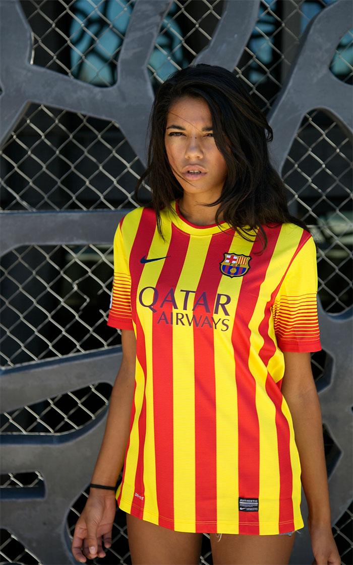 FC Barcelona Seynara jersey