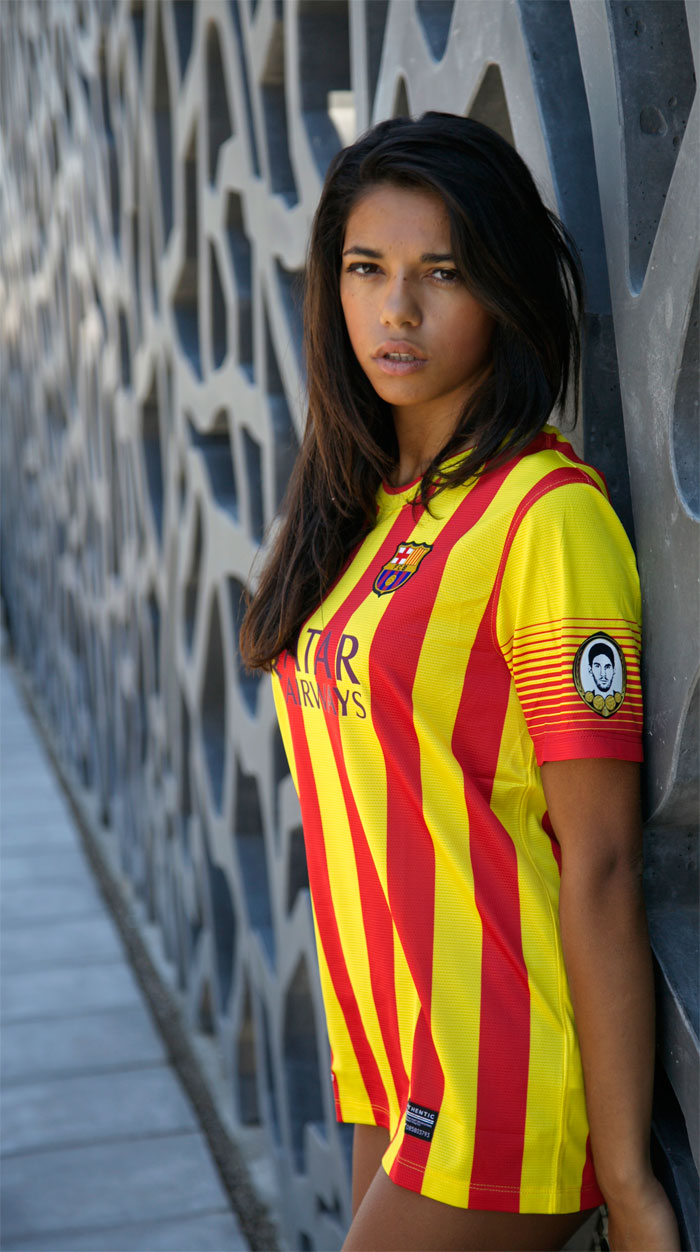 FC Barcelona Seynara + badge