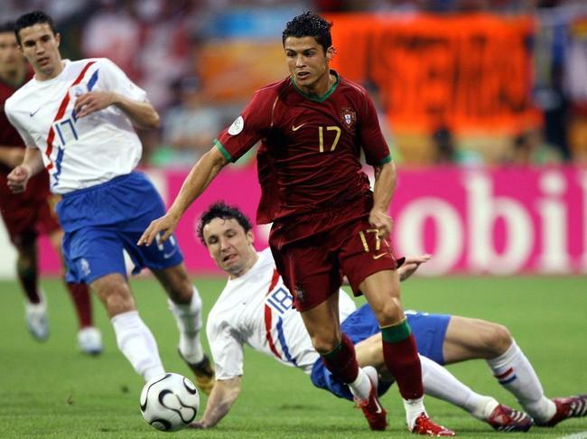 Ronaldo Portugal World Cup 2006