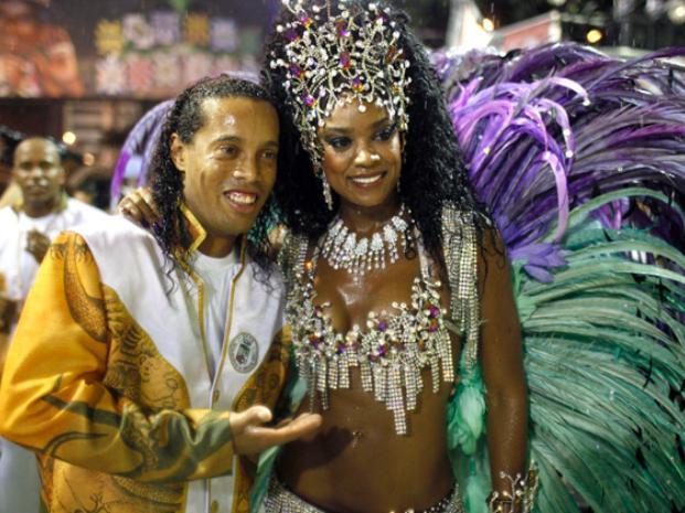 Samba Carnaval Ronaldinho Gaucho