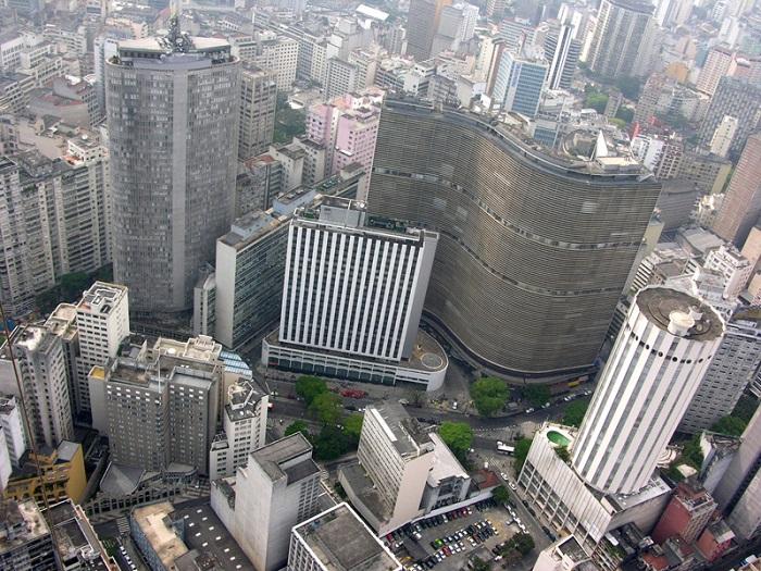 Edificio Italia Sao Paulo centro