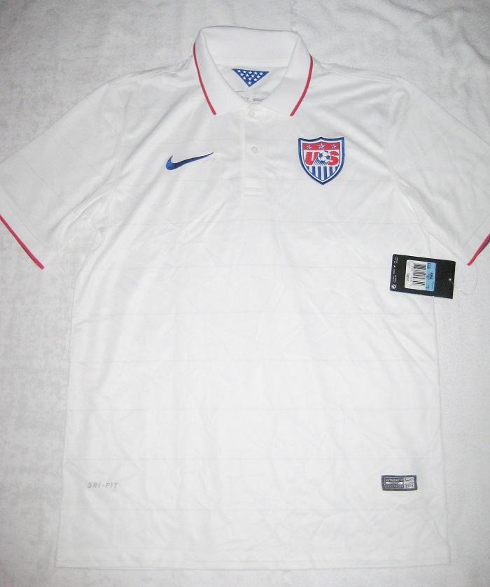 USA home jersey 2014/16