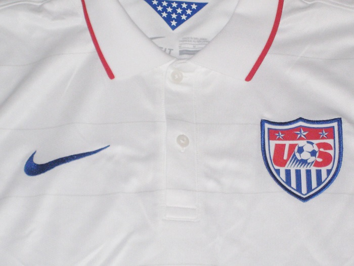 USA home jersey World Cup 2014