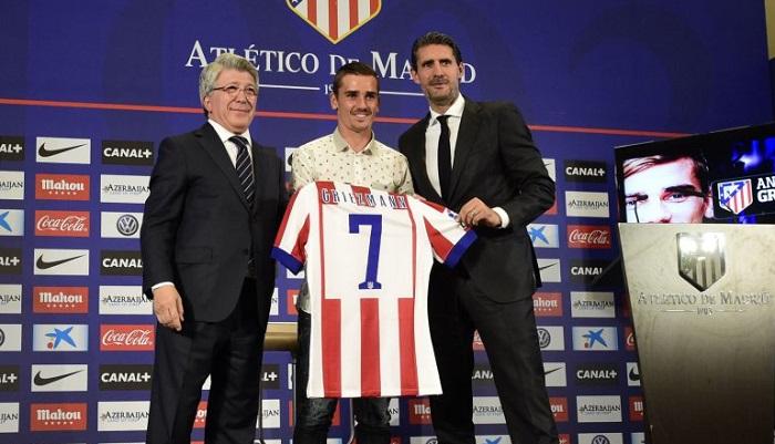 Atletico Madrid home printing 14/15