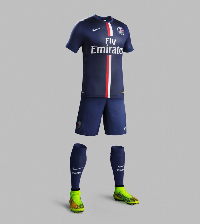 Paris SG home jersey 2014/15