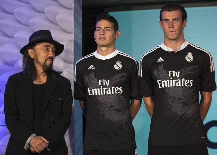 New Real Madrid 3rd kit 14/15