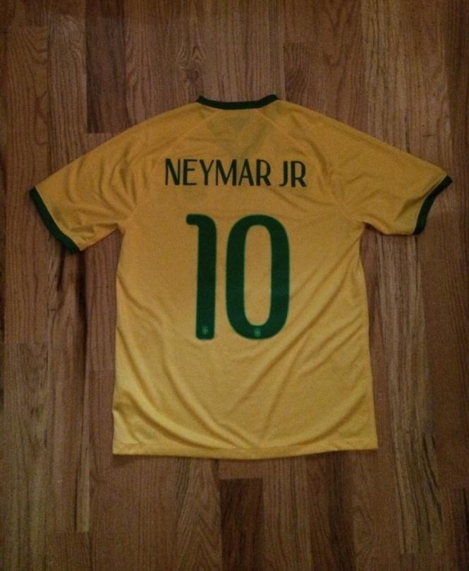 Brasil home printing 2014