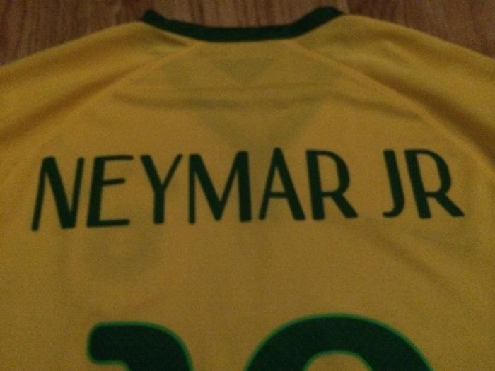 Brazil name kit 2014