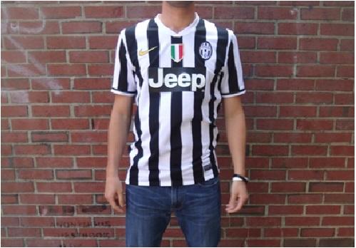 Juve home shirt 13/14