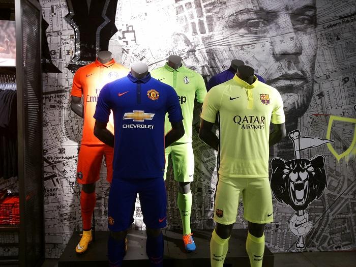 Nike Town replica jerseys