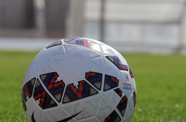 Copa America 2015 official match ball