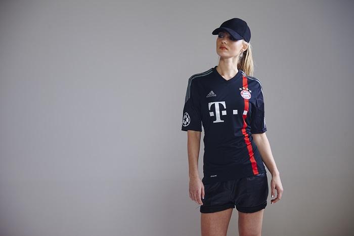 FC Bayern Munich third kit model