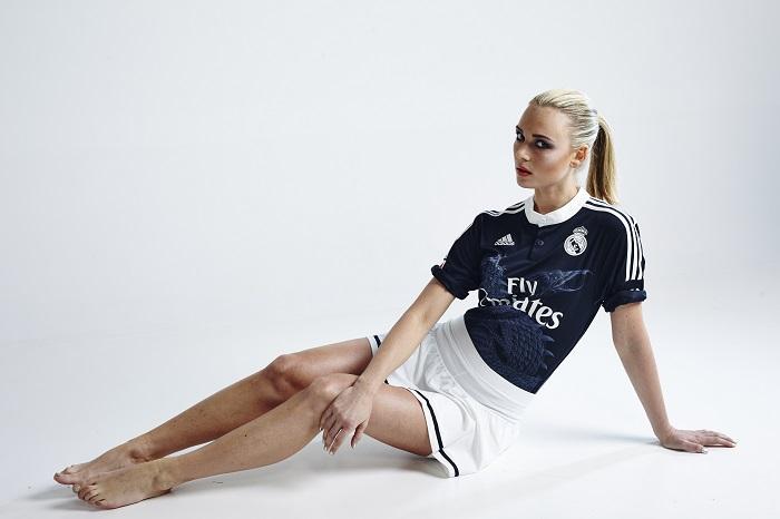 Real Madrid third jersey Dragon