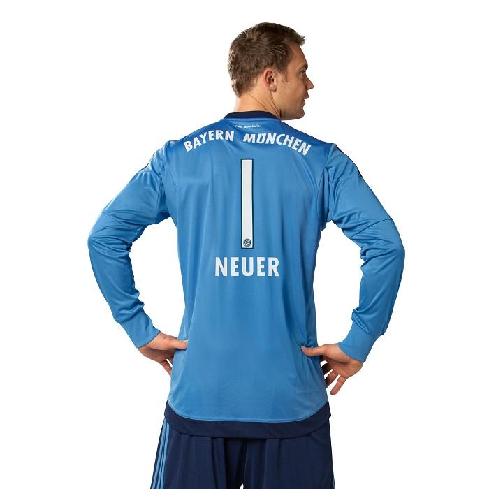 Bayern goalie jersey Neuer 1
