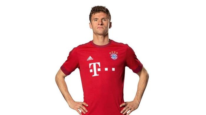 Bayern Munich home jersey 15/16