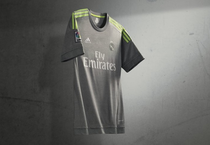 Real Madrid away shirt 15/16