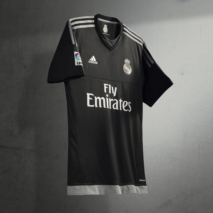 Real Madrid home jersey 2015/16