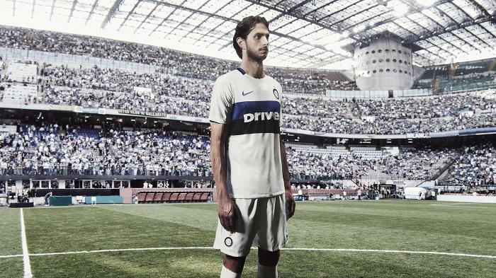 Inter away jersey 15/16