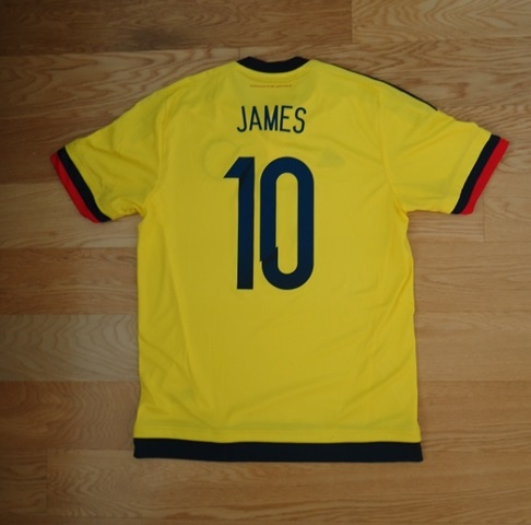 Colombia home printing 2015