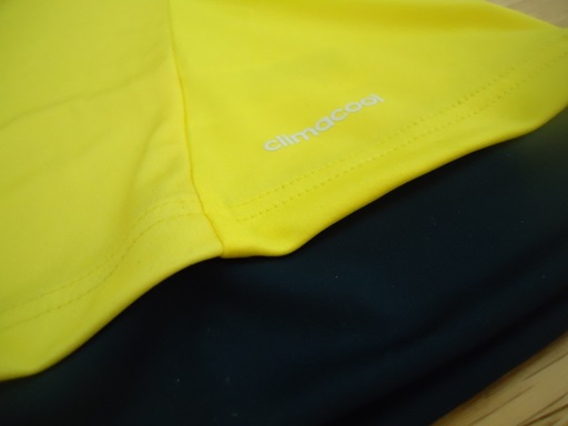 Colombia soccer jersey trim