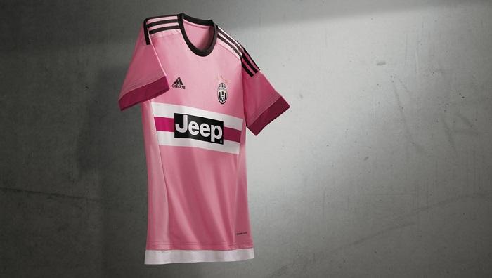 Juve away jersey 2015/16