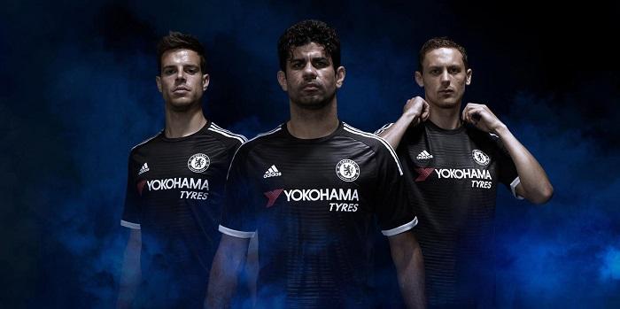 Chelsea 3rd jersey 15/16