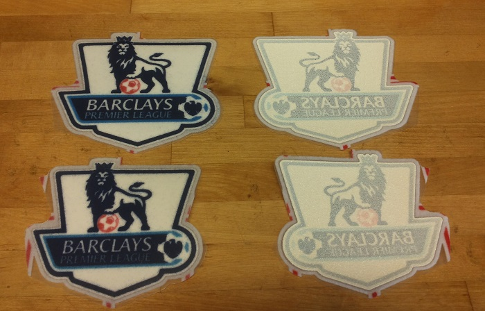 EPL badges 2007-13