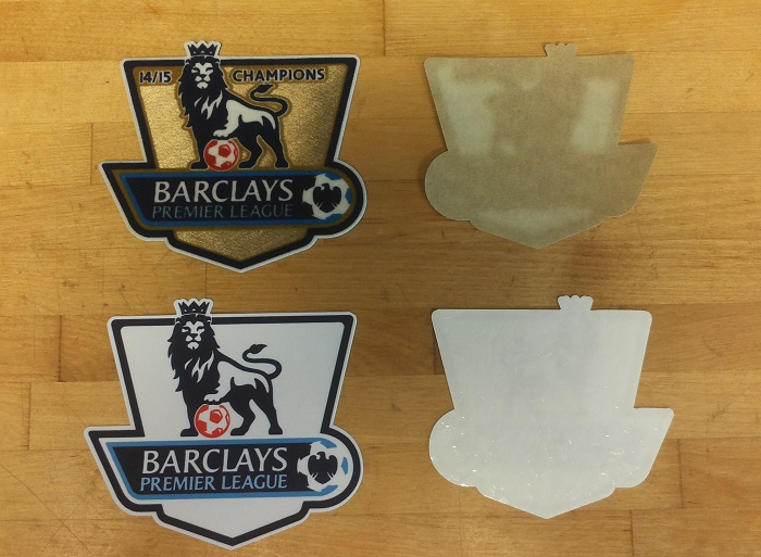 EPL badges 2015/16 Champs