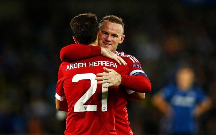 Man Utd UCL printing 2015/16